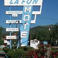 Lafon Motel by Anita Burgermeister