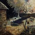 Laforet Ardennes Village  by Pol Ledent