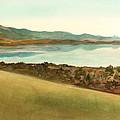 Lago Del Coghinas by Amy Kirkpatrick