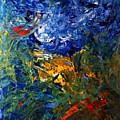 Lagoon Nebula by John Dossman