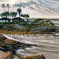 Laguna Beach 91 by Donald Maier