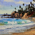 Laguna Beach  by Gary Kim