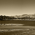 Laguna Mucubaji - Andes by Galeria Trompiz