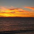 Laguna Sunset View by John Loyd Rushing