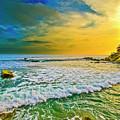 Laguna Tides by Amer Khwaja