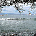 Lahaina Beach by Joan  Minchak