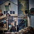 Lahaina Sugar Mill by Andrew Drozdowicz