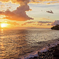 Lahaina Sunset by Eddie Yerkish
