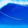 Jaws Cliff Angle 1-10-2004 by John Kaelin