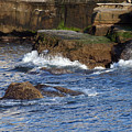 Lajolla Rocks by Margie Wildblood