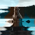 Lake And Beauty Ftg0002 by Feel The Glitch