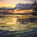 Lake by Arturas Slapsys