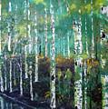 Lake Birch by Gary Smith