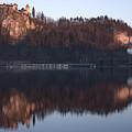 Lake Bled At Dawn by Ian Middleton