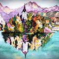 Lake Bled - Slovenia by Joseph Hendrix