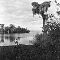 Lake Charles, Louisiana by Underwood Archives