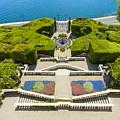 Lake Como,villa Carlotta, Italy by Marco Arduino