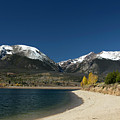 Lake Dillon Colorado by Jemmy Archer