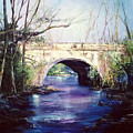 Lake District Bridge by Sally Seago