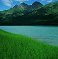 Lake Eklutna by Ronnie Glover