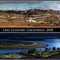 Lake Elsinore  180 Degrees by Richard Gordon