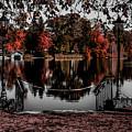 Lake Entry by Wolfgang Stocker