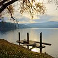 Lake Escape by Idaho Scenic Images Linda Lantzy