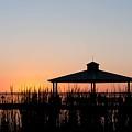 Lake Eustis Sunset by Keith Swango