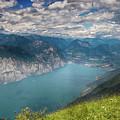 Lake Garda by Ceri Jones