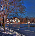Lake Harriet Bandshell by Laurie Prentice