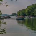 Lake Hartwell Memories by Dale Powell