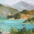 Lake Hodges by Bryan Alexander