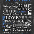 Lake House Rules by Debbie DeWitt