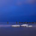 Lake Ice Chicago by Steve Gadomski