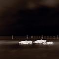 Lake Ice by Steve Gadomski