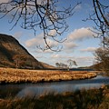Lake In Glenveagh National Park No 1 by Martina Fagan