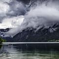 Lake In The Julian Alps Slovenia 1  by Timothy Hacker