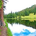 Lake Irene 12-3 by Robert Meyers-Lussier
