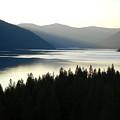 Lake Koocanusa  Evening Sun by Cindy Murphy - NightVisions