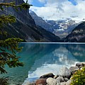 Lake Louise 2 by Larry Ricker