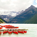 Lake Louise by Beth Collins