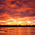 Lake Loveland Sunrise by Billie Colson