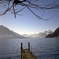 Lake Lucerne by Flavia Westerwelle