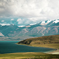 Lake Manasarovar Kailas Yantra.lv Tibet by Raimond Klavins