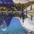 Lake Marie by Zanobia Shalks