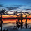 Lake Martin Sunset by Andy Crawford