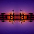 Lake Martin Sunset No.88 by Michael DeBlanc
