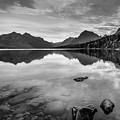 Lake Mcdonald by Adam Mateo Fierro