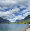 Lake Mcdonald - Glacier National Park by Bruce Lemons