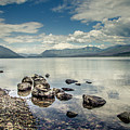 Lake Mcdonald - Glacier National Park by Teresa Wilson